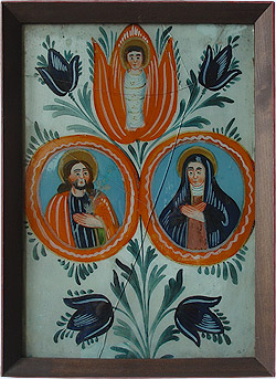 Svatá rodina, první třetina 19. století