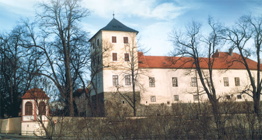 Schloss in Horažďovice